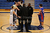 Team Captains - Friday, December 14, 2012 - Lakewood Lancers at Granville Blue Aces - Junior Varsity Game