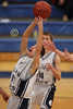 3rd Quarter - Friday, December 14, 2012 - Lakewood Lancers at Granville Blue Aces - Junior Varsity Game