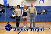 Senior Night - Friday, February 15, 2013 - Whitehall-Yearling Rams at Granville Blue Aces