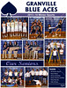 Official Game Program - Tuesday, December 17, 2013 - Johnstown Johnnies at Granville Blue Aces  - Varsity