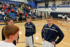 Team Captains - Tuesday, December 17, 2013 - Johnstown Johnnies at Granville Blue Aces  - Varsity