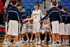 Player Introductions - Tuesday, December 17, 2013 - Johnstown Johnnies at Granville Blue Aces  - Varsity