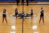 Blue Aces Cheerleaders - Tuesday, December 17, 2013 - Johnstown Johnnies at Granville Blue Aces - Junior Varsity