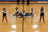 Blue Aces Cheerleaders - Tuesday, December 17, 2013 - Johnstown Johnnies at Granville Blue Aces - Junior Varsity