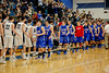Final - Friday, January 31, 2014 - Lakewood Lancers at Granville Blue Aces - Senior Night