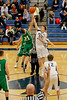 1st Quarter - Saturday, January 11, 2014 - Newark Catholic Green Wave at Granville Blue Aces - Freshmen Game
