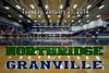 Tuesday, January 21, 2014 - Northridge Vikings at Granville Blue Aces