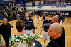 Team Captains - Saturday, January 11, 2014 - Newark Catholic Green Wave at Granville Blue Aces - Varsity