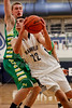 4th Quarter - Saturday, January 11, 2014 - Newark Catholic Green Wave at Granville Blue Aces - Varsity