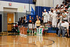 The Blue Aces Take the Court - Saturday, January 11, 2014 - Newark Catholic Green Wave at Granville Blue Aces - Varsity