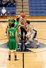 1st Quarter - Saturday, January 11, 2014 - Newark Catholic Green Wave at Granville Blue Aces - Junior Varsity
