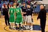 Team Captains - Saturday, January 11, 2014 - Newark Catholic Green Wave at Granville Blue Aces - Junior Varsity