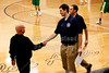 Team Introductions - Saturday, January 11, 2014 - Newark Catholic Green Wave at Granville Blue Aces - Junior Varsity