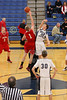 1st Quarter - Johnstown High School Johnnies at Granville High School Blue Aces - Thursday, February 6, 2015 - Freshmen Teams