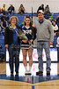 Senior Recognition Night - Watkins-Memorial High School Warriors at Granville High School Blue Aces - Saturday, February 21, 2015