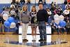 Senior Recognition Night - Watkins-Memorial High School Warriors at Granville High School Blue Aces - Saturday, February 21, 2015