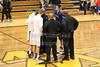 Team Captains - Granville High School Blue Aces at Watkins-Memorial High School Warriors - Tuesday, January 20, 2015 - Varsity