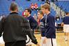 Team Captains - Johnstown High School Johnnies at Granville High School Blue Aces - Friday, February 6, 2015 - Junior Varsity