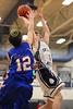 Junior Varsity - Lakewood Lancers at Granville BLue Aces - Friday, January 9, 2015