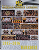 Official Game Program - Granville High School Blue Aces at Watkins Memorial High School Warriors - Tuesday, February 9, 2016