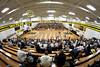 Watkins Memorial Gymnasium - Granville High School Blue Aces at Watkins Memorial High School Warriors - Tuesday, February 9, 2016