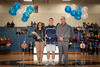 Alex Meurer - Senior Night and the Class of 2016 - Lakewood High School Lancers at Granville High School Blue Aces - Saturday, January 30, 2016