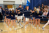 The Blue Aces Take the Court - Newark Catholic High School Green Wave at Granville High School Blue Aces - Thursday, January 14, 2016