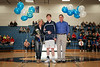 Peyton Ley - Senior Night and the Class of 2016 - Lakewood High School Lancers at Granville High School Blue Aces - Saturday, January 30, 2016