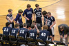 Team Introductions - Granville High School Blue Aces at Watkins Memorial High School Warriors - Freshmen  - Tuesday, February 9, 2016