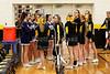 Cheerleaders - Granville High School Blue Aces at Watkins Memorial High School Warriors - Junior Varsity - Tuesday, February 9, 2016