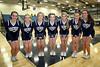 Granville Junior Varsity Cheerleaders - Newark Cathoilc High School Green Wave at Granville High School Blue Aces - Junior Varsity - Thursday, January 14, 2016