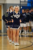 The Blue Aces Take the Court - Pickerington North High School Panthers at Granville High School Blue Aces - Varsity - Tuesday, December 29, 2015