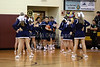 The Blue Aces Take the Court - Granville High School Blue Aces at Licking Heights High School Hornets - Saturday, December 19, 2015