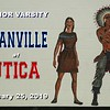 Granville High School Blue Aces at Utica High School Redskins - Junior Varsity - Friday, January 25, 2019