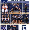 Official Game Program - Northridge High School Vikings at Granville High School Blue Aces - Thursday, January 24, 2019