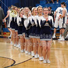 The Blue Aces take the Court - Northridge High School Vikings at Granville High School Blue Aces - Thursday, January 24, 2019