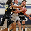 2nd Quarter - Freshmen - Watkins Memorial High School Warriors at Granville High School Blue Aces - Wednesday, December 18, 2019