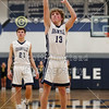 3rd Quarter - Junior Varsity - Watkins Memorial High School Warriors at Granville High School Blue Aces - Wednesday, December 18, 2019