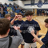 Team Captains - Junior Varsity - Watkins Memorial High School Warriors at Granville High School Blue Aces - Wednesday, December 18, 2019
