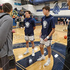 Team Captains - Watkins Memorial High School Warriors at Granville High School Blue Aces - Wednesday, December 18, 2019
