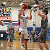 1st Quarter - Junior Varsity - Utica High School Redskins at Granville High School Blue Aces - Tuesday, February 4, 2020