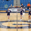 Halftime - Amanda-Clearcreek High School Aces at Granville High School Blue Aces - Friday, November 27, 2020