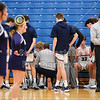 Team Introductions - Amanda-Clearcreek High School Aces at Granville High School Blue Aces - Friday, November 27, 2020