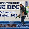 The National Anthem - Amanda-Clearcreek High School Aces at Granville High School Blue Aces - Friday, November 27, 2020