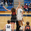 1st Quarter - Amanda-Clearcreek High School Aces at Granville High School Blue Aces - Friday, November 27, 2020