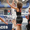 3rd Quarter - Amanda-Clearcreek High School Aces at Granville High School Blue Aces - Friday, November 27, 2020