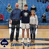 Matthew Stachler - Senior Night - Lakewood High School Lancers at Granville High School Blue Aces - Wednesday, January 6, 2021
