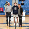 Hayden Welles - Senior Night - Lakewood High School Lancers at Granville High School Blue Aces - Wednesday, January 6, 2021