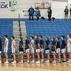 The National Anthem - Northridge High School Vikings at Granville High school Blue Aces - Tuesday, January 26, 2021
