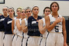 The National Anthem - Tuesday, January 22, 2013 - Westerville North Warriors at Granville Blue Aces
